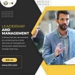 Leadership and Management course