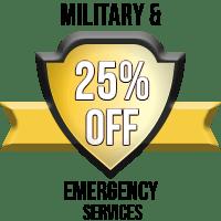 25% Percent Off