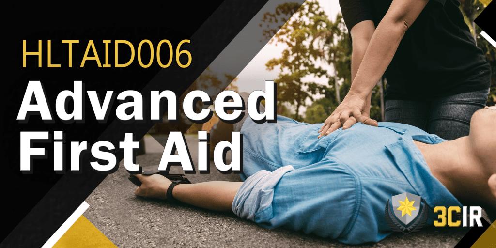 Learn advanced first aid
